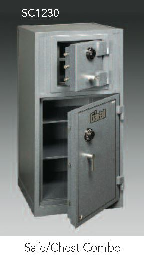 Gardall Dual Purpose 2-Hour High Security Safes