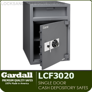 Single Door Commercial Depository Safes | Gardall LCF3020 | Cash Management Safes