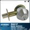 Schlage B661P - Grade 1 Deadbolt - One-way cylinder x blank plate