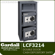 Double Door Commercial Depository Safes | Gardall LCF3214 | Cash Management Safes