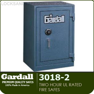 UL Rated RSC, Burglary, Impact and 2 Hour Fire Safe | Gardall 3018-2