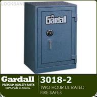 UL Rated RSC, Burglary, Impact and 2 Hour Fire Safe | Gardall 3018-2