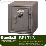 Burglary and Fire Rated Safes | Gardall BF1713/BF2016/BF3318