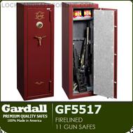 Firelined 11 Gun Safes | Gardall GF5517