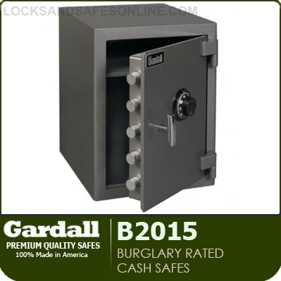 Burglary Safes for Cash Drawers | Compact B Rated | Gardall B2015
