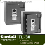 Commercial High Security Safes | Gardall TL30 Series