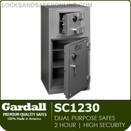 Dual Purpose Safes | 2 Hour High Security Safes | Gardall SC1230