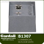 Concealed In-Floor Safes | Gardall Commercial In-Floor Safes