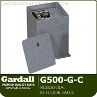 Gardall Residential Floor Safes | Concealed In-Floor Safes