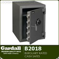 Burglary Rated Cash Safes | Gardall B2018
