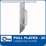 Pull Plates | PDQ 2 Series Pull Plates (2C)