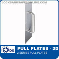 Pull Plates | PDQ 2 Series Pull Plates (2D)