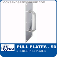 Pull Plates | PDQ 5 Series Pull Plates (5D)