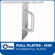 Pull Plates | PDQ H3 Series Pull Plates (H3D)