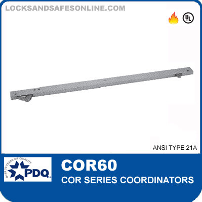 PDQ COR60 Door Coordinators