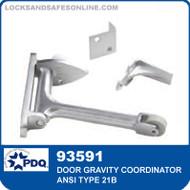 Door Gravity Coordinator | PDQ 93591 Series