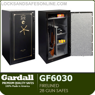 Firelined 28 Gun Safes | Gardall GF6030