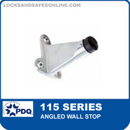 PDQ 115 Series Angled Wall Stop