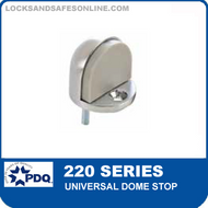 PDQ 220 Series Universal Dome Stop