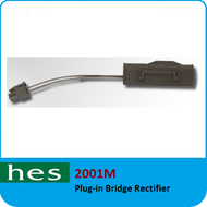 HES 2001M Plug-in Bridge Rectifier