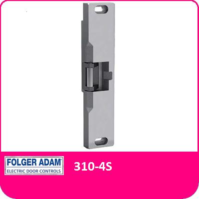 Folger Adam 310 4 S Electric Strike