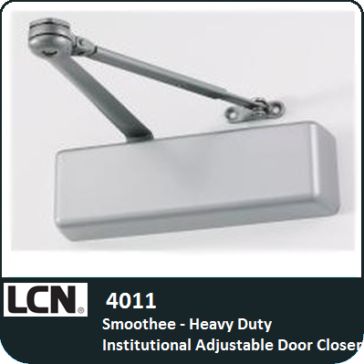 LCN 4011 - Smoothee-Heavy Duty Institutional Adjustable Door Closer