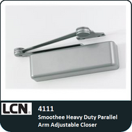 LCN 4111 - Smoothee Heavy Duty Parallel Arm Adjustable Closer
