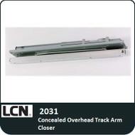 LCN 2031 - Concealed Overhead Track Arm Closer