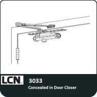 Lcn 2030 Concealed Overheadtrack Arm Closer
