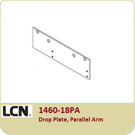 LCN 1460-18PA Drop Plate, Parallel Arm