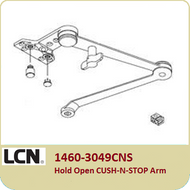 LCN 1460-3049CNS Hold Open CUSH-N-STOP Arm