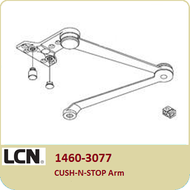 LCN 1460-3077 CUSH-N-STOP Arm