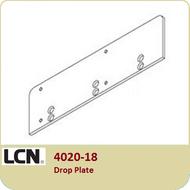 LCN 4020-18 Drop Plate