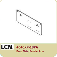 LCN 4040XP-18PA Drop Plate, Parallel Arm