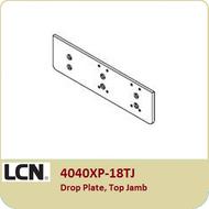 LCN 4040XP-18TJ Drop Plate, Top Jamb