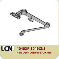 LCN 4040XP-3049CNS Hold Open CUSH-N-STOP Arm