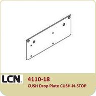 LCN 4110-18CUSH Drop Plate - CUSH-N-STOP