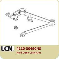 LCN 4110-3049CNS Hold Open CUSH Arm