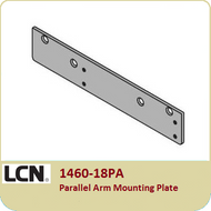 LCN 1460-18PA - Parallel Arm Mounting Plate