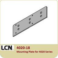 LCN 4020-18 - Mounting Plate for 4020 Series Door Closers