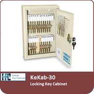 KeKab-30 Locking Key Cabinet by HPC