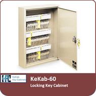 KeKab-60 Locking Key Cabinet by HPC