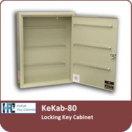 KeKab-80 Locking Key Cabinet by HPC