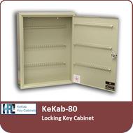 KeKab-80 Locking Key Cabinet by HPC