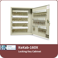 KeKab-160X Locking Key Cabinet by HPC