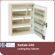KeKab-240 Locking Key Cabinet by HPC