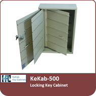 Commercial Key Cabinets | HPC KeKab-500
