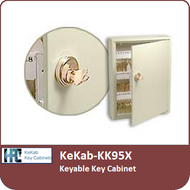 KEKAB-KK95X Keyable Key Cabinet by HPC