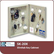 SK-20X SlimKab Key Cabinet by HPC