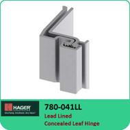 Roton 780-041LL - Lead Lined Concealed Leaf Hinge